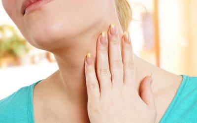 I sintomi delle malattie tiroidee