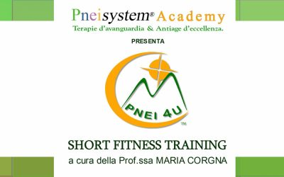 Pnei Short Fitness Training