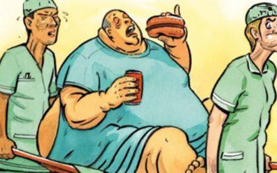 Cura dell'obesità: le 9 regole della buona alimentazione