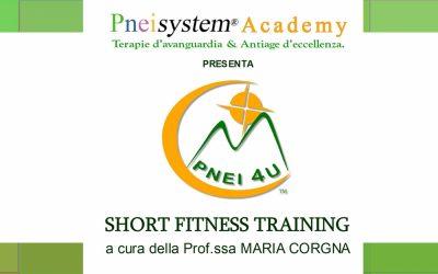 Pnei Short Fitness Training